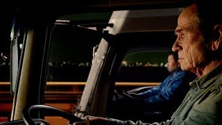 トラック運転手の哀愁を描いたBOSSの宇宙人ジョーンズシリーズ最新作/「ボス THE CAN COFFEE(ザ・カンコーヒー)俺の微糖」新CM映像