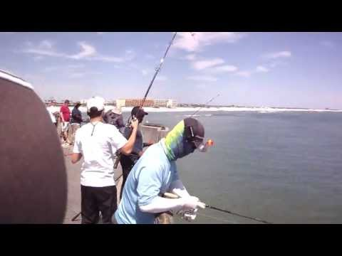 Spanish Mackerel – Okaloosa Pier, FL Apr 2013