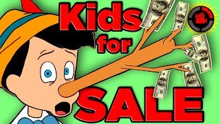 Video Film Theory: The Cost of Disney's DARKEST Business!! (Pinocchio) MP3, 3GP, MP4, WEBM, AVI, FLV Mei 2018