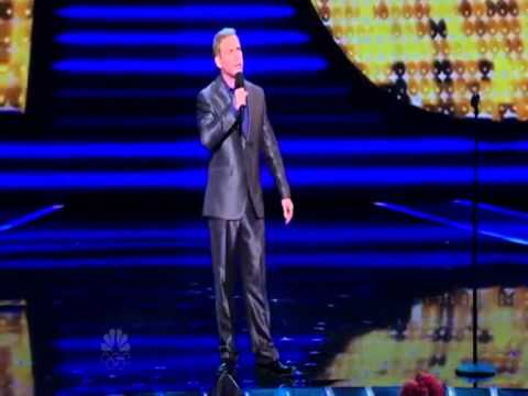 Tom Cotter on America's Got Talent