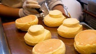 Video Fresh Fruit Souffle Pancake in Korea MP3, 3GP, MP4, WEBM, AVI, FLV Juli 2019