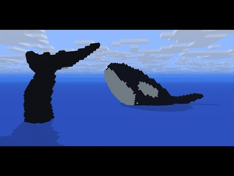Pod Of Orcas | Minecraft Animation
