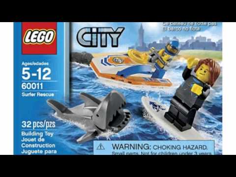 Video Check out the latest YouTube of City 60011 Surfer Rescue Toy Building