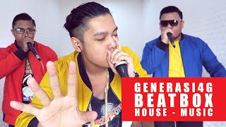 Video Generasi4G | Beatbox House Cover MP3, 3GP, MP4, WEBM, AVI, FLV April 2018