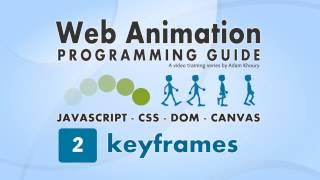 WAPG 2 keyframes Animation Programming CSS JavaScript