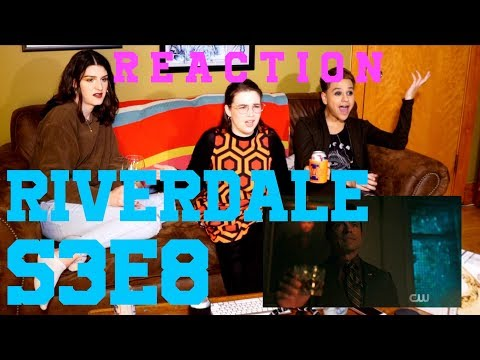 "Riverdale REACTION S3E8 ""Outbreak"""