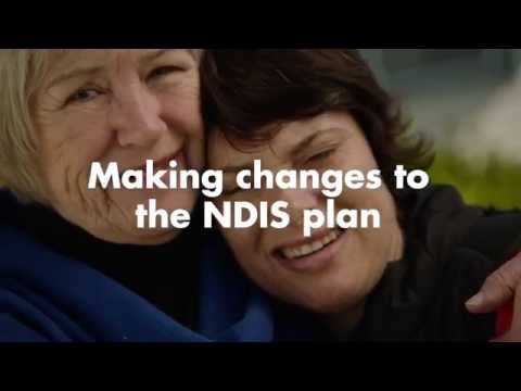 Making Changes to the NDIS Plan