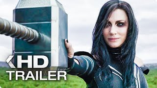 "Video THOR 3: Ragnarok ""Hela"" NEW Featurette & Trailer (2017) MP3, 3GP, MP4, WEBM, AVI, FLV Oktober 2017"