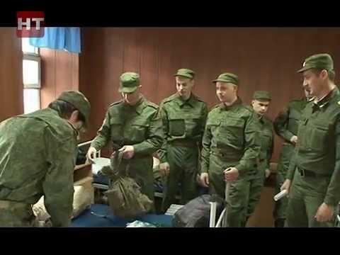 В России стартовал осенний призыв на воинскую службу