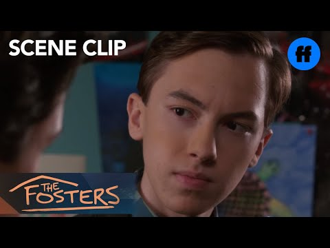 The Fosters | Season 4, Episode 16: Jude And Noah Get Ready For The Wedding | Freeform