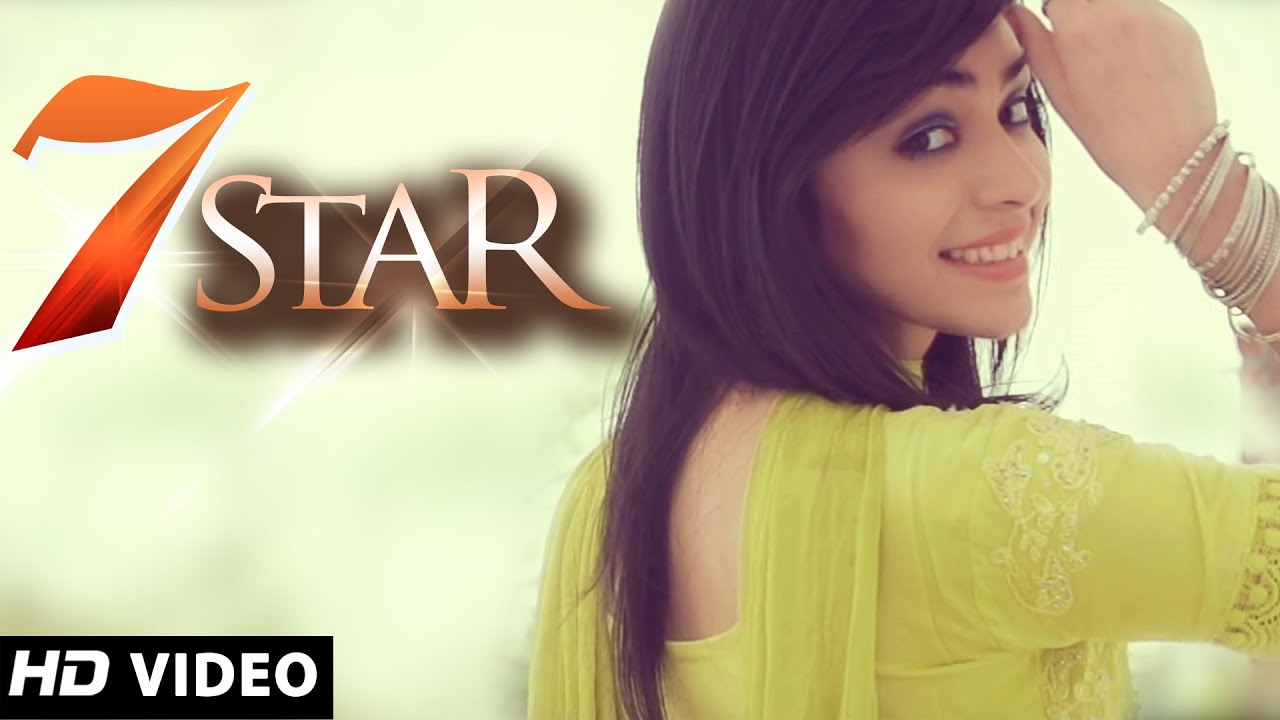 7 STAR SONG LYRICS & VIDEO - RAVNEET SINGH | LATEST PUNJABI SONGS 2014