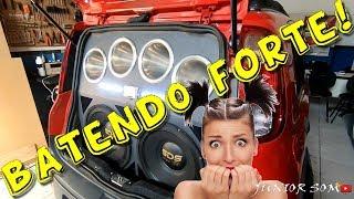 Uno BATENDO FORTE!!! EROS SDS + SOUNDIGITAL...JuNiOr SoM