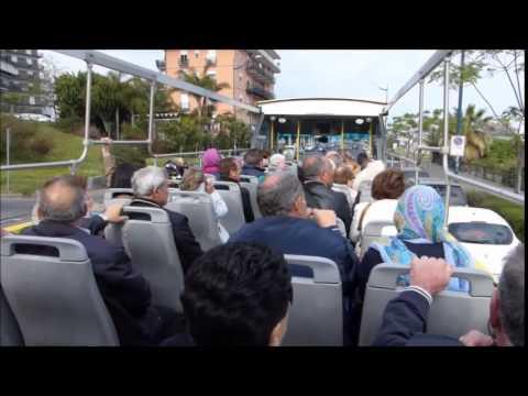 GIRO TURISTICO PER LE VIE DI CATANIA - 20 APRIL...