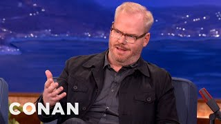 Jim Gaffigan Does Not Like Your Low-Quality Dessert Photos - CONAN on TBS