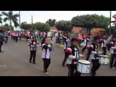 Desfile Aniversario de Campo Novo do Parecis