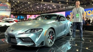 2020 Toyota Supra First Look! *Worth $50,000?* by Vehicle Virgins