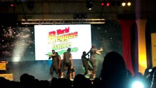 The World Reggae Dance Competition 2011 (ELITE TEAM)