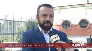 Campi rom e roghi, la battaglia dei cittadini