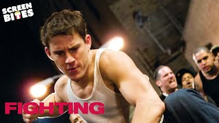 Nonton Fighting   Channing Tatum Epic Street Fight Scene Official Hd Video Film Subtitle Indonesia Streaming Movie Download