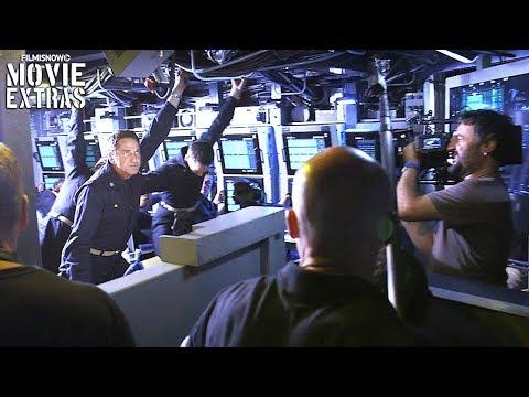 HUNTER KILLER (2018)   Behind the Scenes of War Action Movie