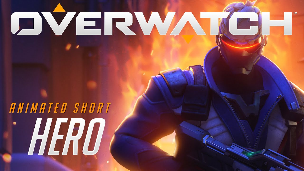 Phim Overwatch: Tập 4 Hero  – Người hùng thầm lặng