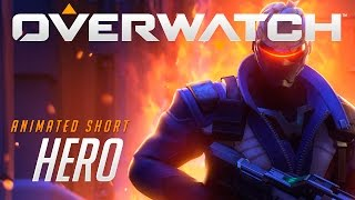 Overwatch Animated Short - Hero