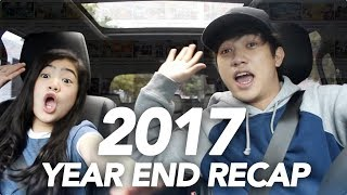 Video A ROADTRIP TO OUR 2017 (YEAR END RECAP)   Ranz and Niana MP3, 3GP, MP4, WEBM, AVI, FLV Juni 2018