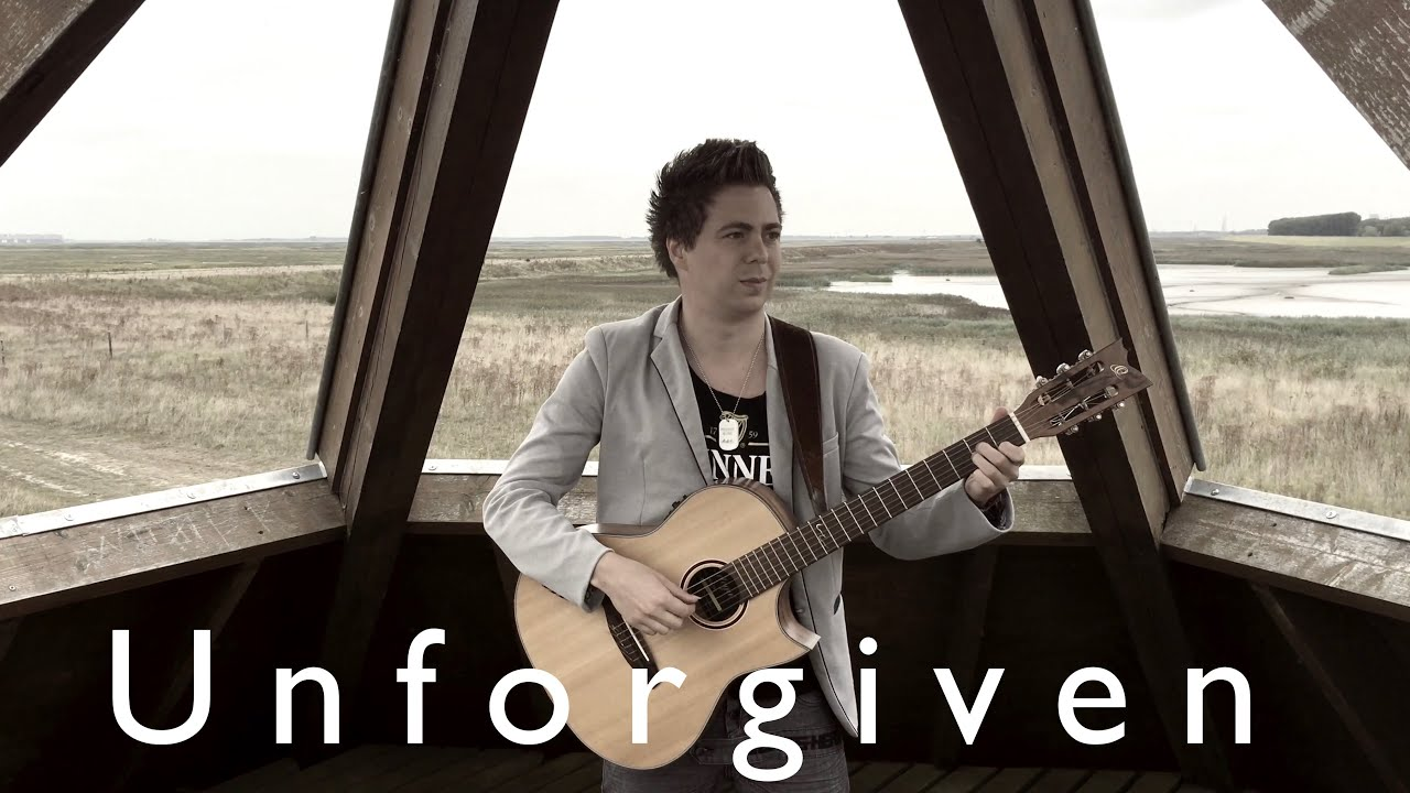 The Unforgiven (METALLICA) Acoustic – Fingerstyle Guitar by Thomas Zwijsen