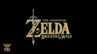 The Legend of Zelda: Breath of the Wild - Theme (SoundTrack)
