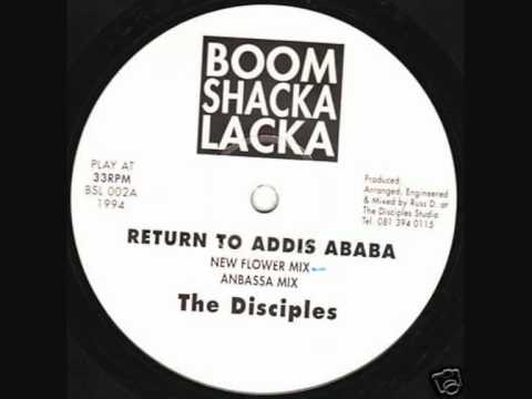 Return to Addis Ababa (version)