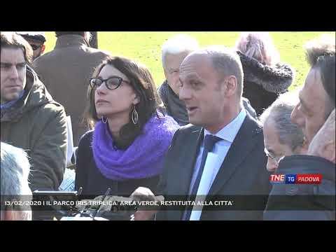 13/02/2020 | IL PARCO IRIS TRIPLICA: AREA VERDE, RESTITUITA ALLA CITTA'