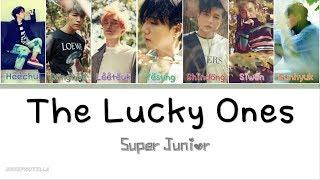 Download Lagu Super Junior 슈퍼주니어- The Lucky Ones [Color Coded Lyrics Han/Rom/Eng] Mp3