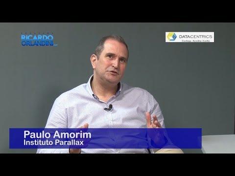 Ricardo Orlandini entrevista o administrador de empresas Paulo Amorim, especializado em Recursos Humanos e Mestre em Administração pela Universidade Federal do RS