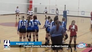 Caston Volleyball vs West Central (Invite)
