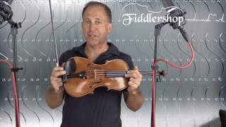 Fiddlerman Artist Violin and Outfit Review