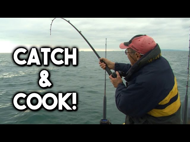 Long tide fishing catch n cook for Catch and cook fish