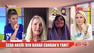 Download Video Seda Akgül'den Söylemezsem Olmaz'a Bahar Candan açıklaması MP3 3GP MP4