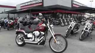 2. 014850 - 2010 Harley-Davidson Softail Custom FXSTC - Used Motorcycle For Sale