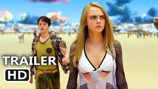 Nonton VALERIAN Official Trailer # 2 (2017) Cara Delevingne, Dane DeHaan, Rihanna Sci-Fi Movie HD Film Subtitle Indonesia Streaming Movie Download