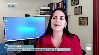 Pfizer realiza teste em Sorocaba para definir eficácia da vacina em grávidas