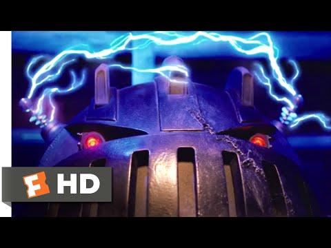 Zathura (2005) - Reprogramming the Killer Robot Scene (7/8) | Movieclips