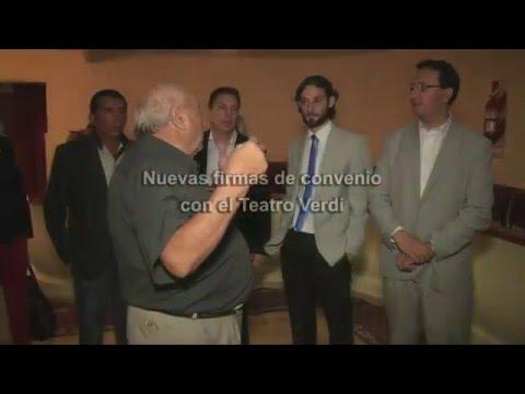 Convenio con la Sociedad Italiana