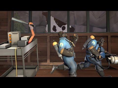 TF2: Prop Hunt! Агрессивные Столы и Волшебные Коровы!