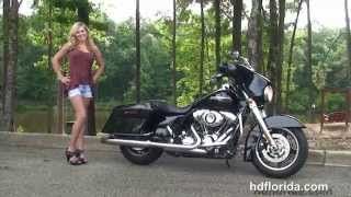 10. Used 2009 Harley Davidson Street Glide Motorcycles for sale