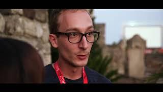 Jovan Dopudj con Marked all'Ischia Film Festival 2018