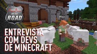 O Adrenaline On The Road deu uma passada pelo estúdio de Minecraft para conversar sobre um dos games mais jogados da atualidade com Saxs Persson, um de seus produtores. Falamos sobre o futuro do jogo, principalmente na área da Realidade Virtual, onde o desenvolvedor se mostra bastante otimista.