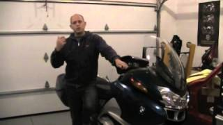 3. 2009 BMW R1200RT Part 2