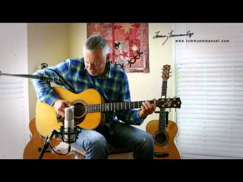 Tommy Emmanuel – Daytripper/Lady Madonna (by The Beatles)
