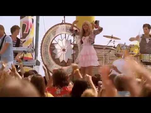 Tekst piosenki Hannah Montana - Get Crazy po polsku