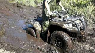 10. Deep Mud Pit with Adan's 350 grizzly